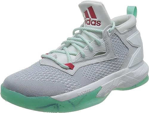 adidas D Lillard 2 PK, Zapatillas de Baloncesto para Hombre, Gris ...