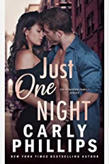 Just One Night (The Kingston Family Book 1) Kindle Edition