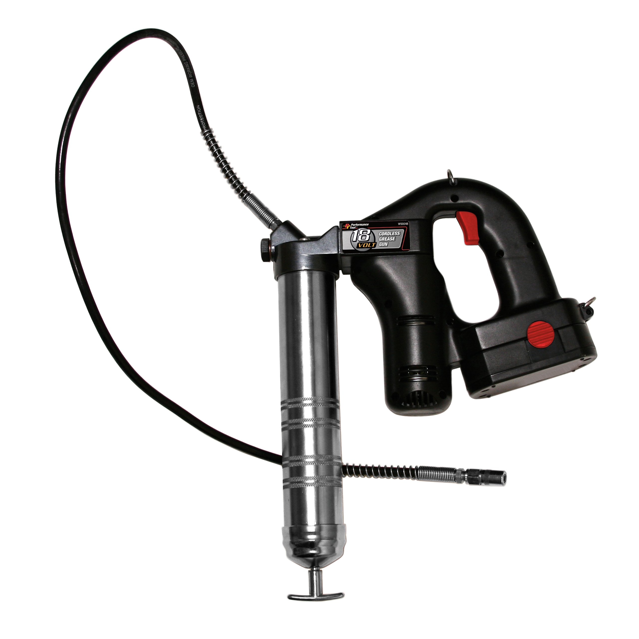 Performance Tool W50048 18-volt Cordless Grease Gun by Performance Tool (Image #2)