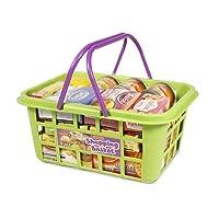 Casdon 628 Shopping Basket,yellow