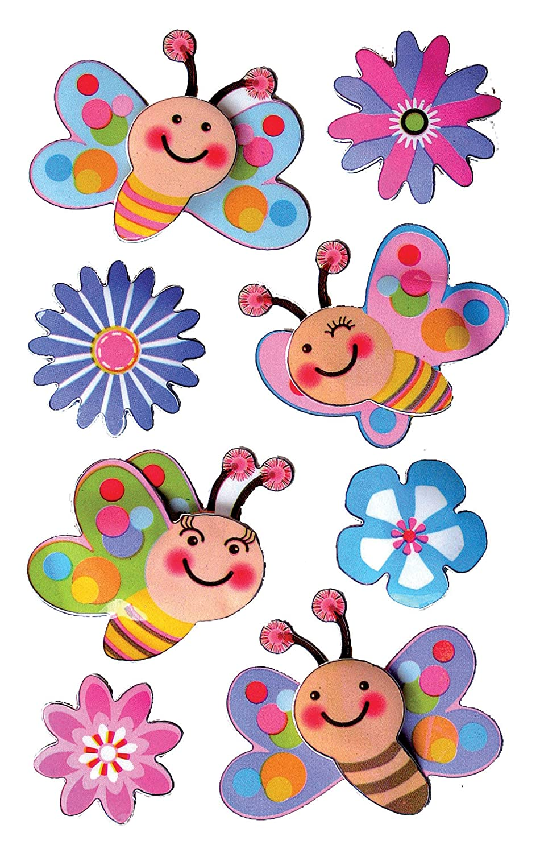Avery Zweckform 53708 - Pegatinas para niñ os, modelo con balones, 48 pegatinas