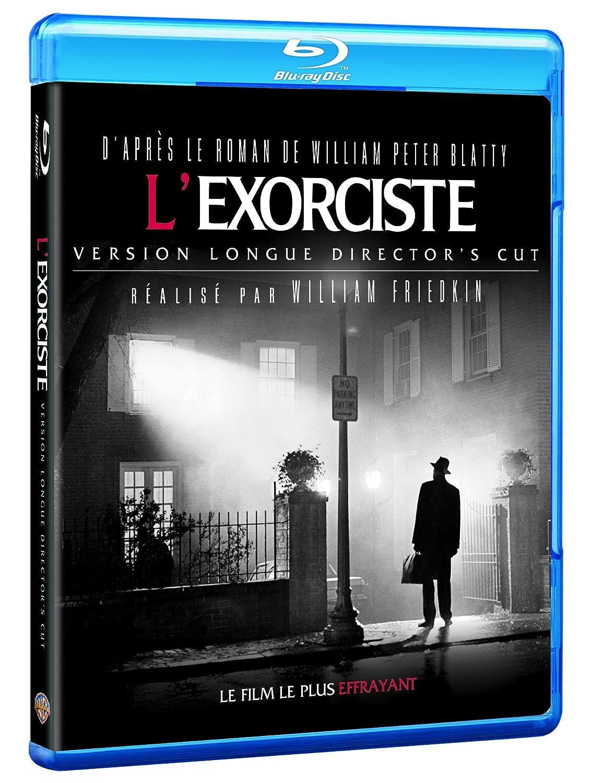 LExorciste Version longue - Directors Cut Francia Blu-ray ...