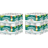 Angel Soft Toilet Paper, Bath Tissue ofsTKt, 2Pack (48 Double Rolls)