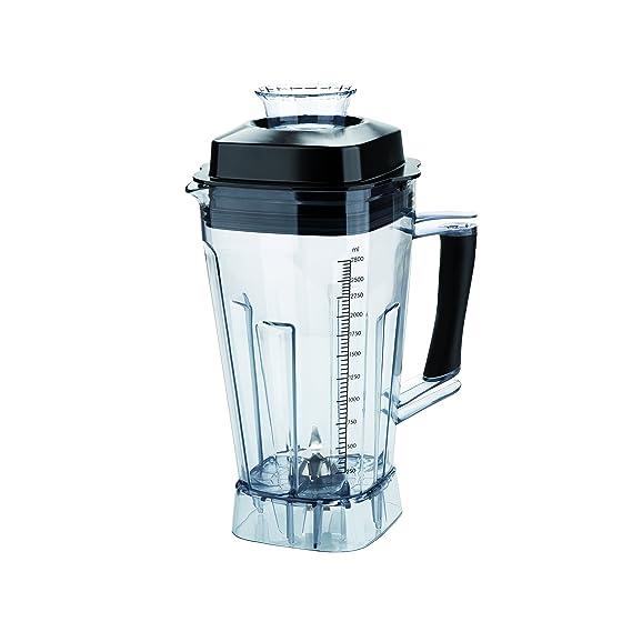 MyWave K12-025 Fusion Batidora de vaso 1800 W, 2.5 litros, Negro: Amazon.es: Hogar