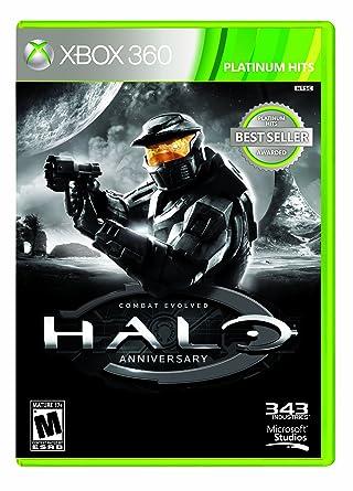 Halo: Combat Evolved - Anniversary (Xbox 360) (PAL) Games at amazon