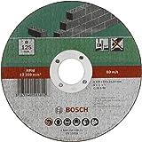 Bosch 2609256328 DIY Trennscheibe Stein 115 mm ø x 2.5 mm gerade