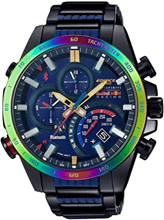 Infiniti Limited Homme Bull Edifice Pour Montre Casio Red Racing w0PnkO