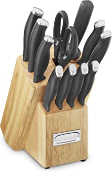 Cuisinart 12-Piece Color Pro Collection Knife Block Set