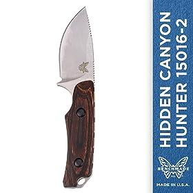 Benchmade hunter - best skinning knife for small game