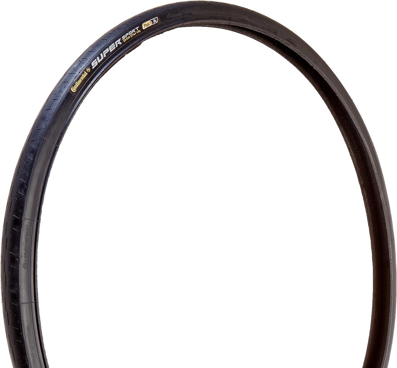 Continental Super Sport Plus Tire 700x23 Black Steel