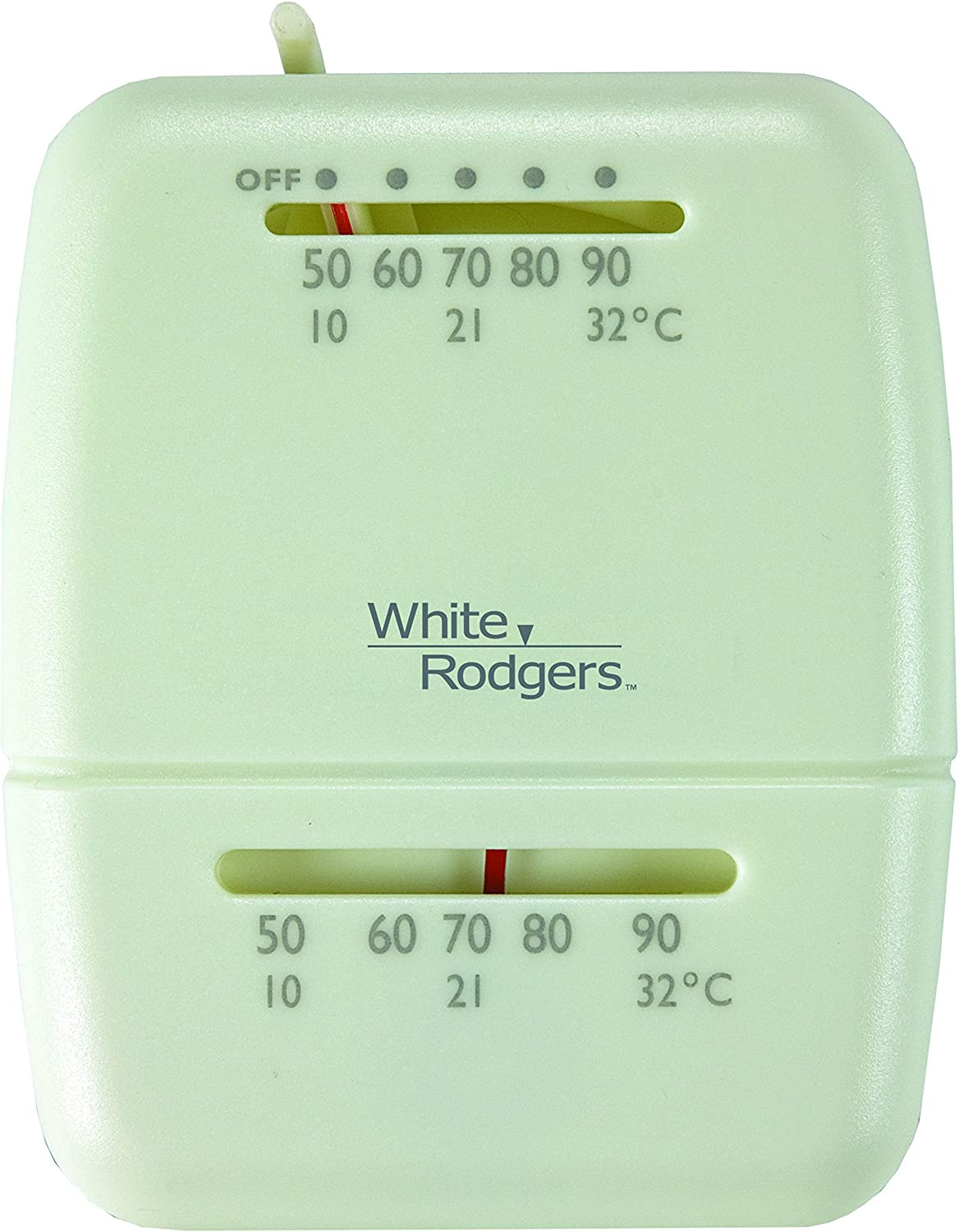 Emerson M30 White Heat-Only Thermostat