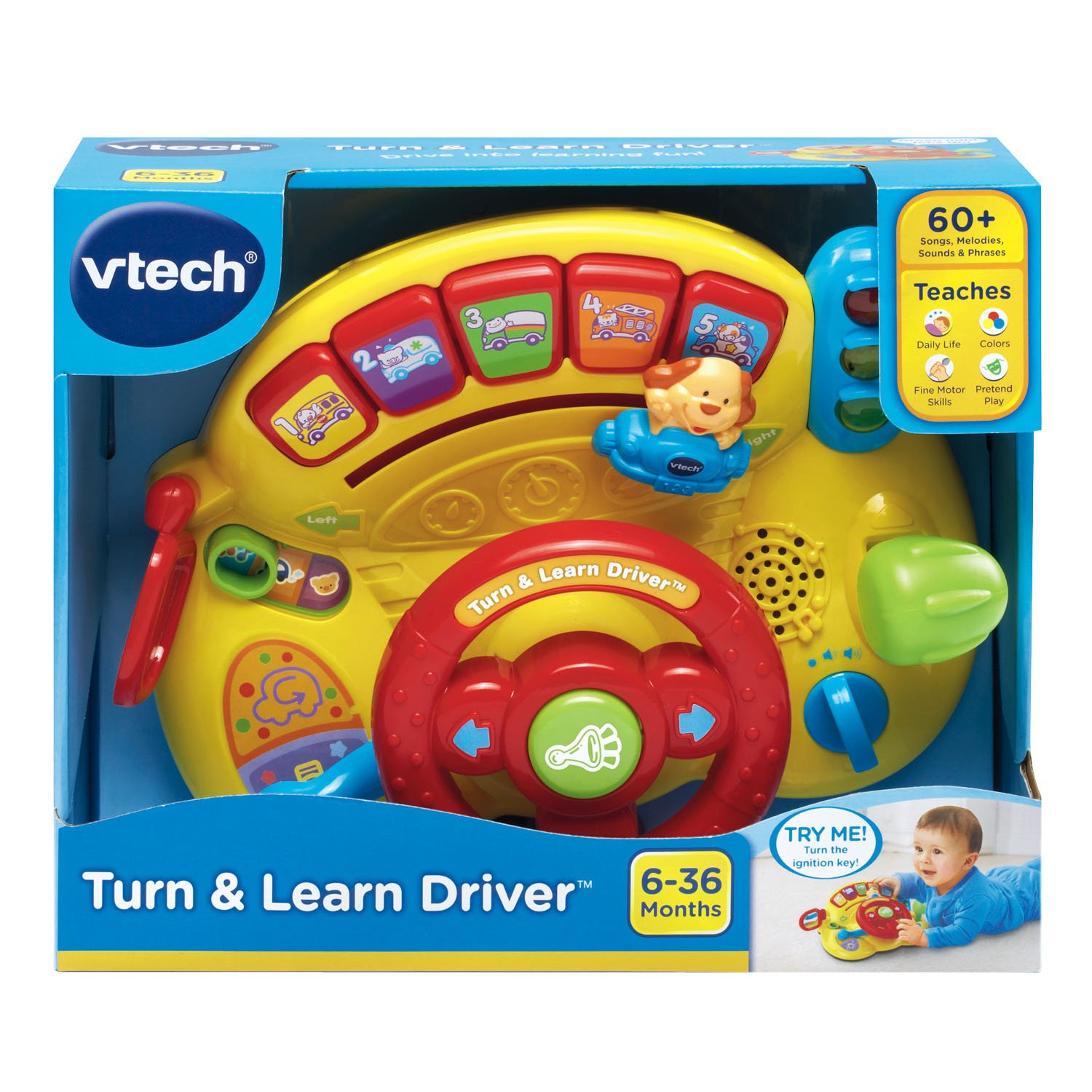 Most Popular Educative Toys For Baby Toddler Girls Boys Turn Learn