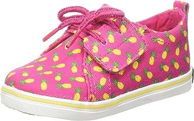 Sperry Kids' Crest Vibe Crib Jr Shoe