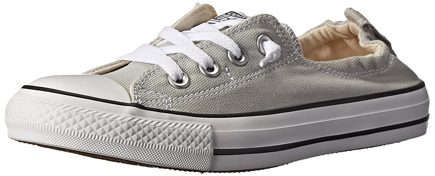 Converse Women's Shoreline Slip on Sneaker B008L2FR7K 8.5 B(M) US|Cloud Grey