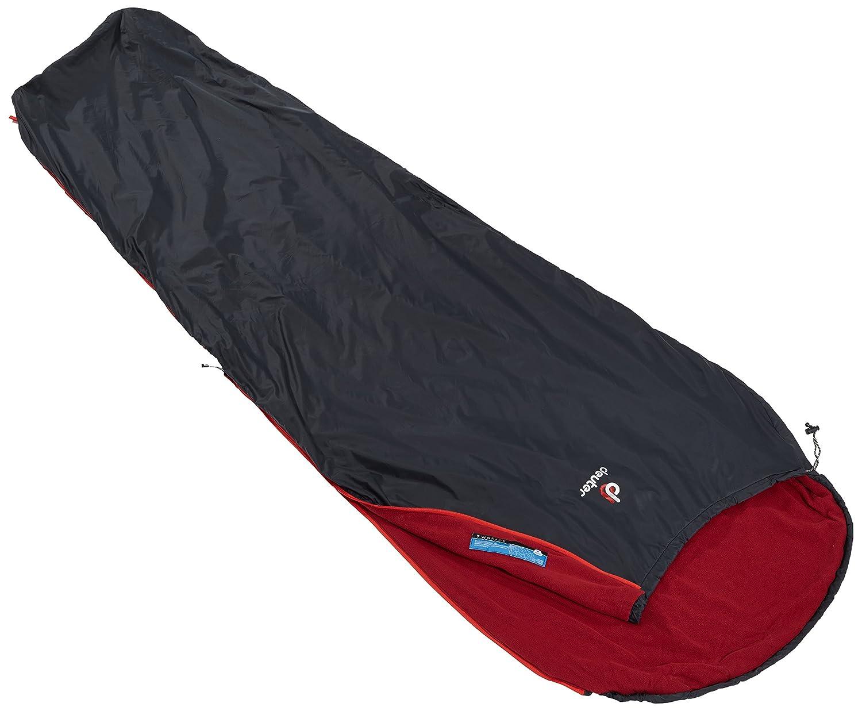 Deuter Schlafsack Two Face - Saco de dormir momia para acampada, color negro, talla 205 cm: Amazon.es: Deportes y aire libre