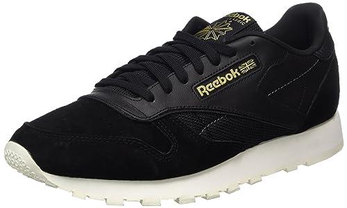 Reebok Classic Leather Alr Scarpe da Ginnastica Basse Uomo 0432ffd2c13