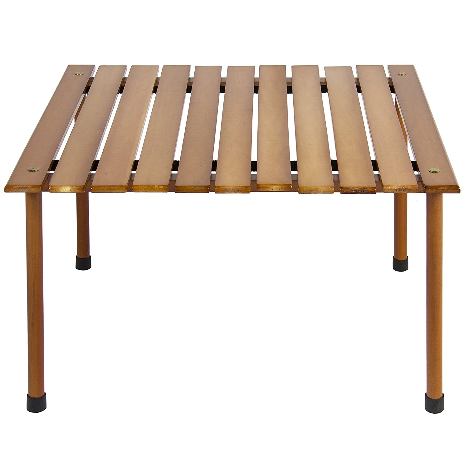 Amazon com   Best Choice Products Wooden Portable Table With Carrying Case    Patio  Lawn   GardenAmazon com   Best Choice Products Wooden Portable Table With  . Outdoor Table Legs For Sale. Home Design Ideas