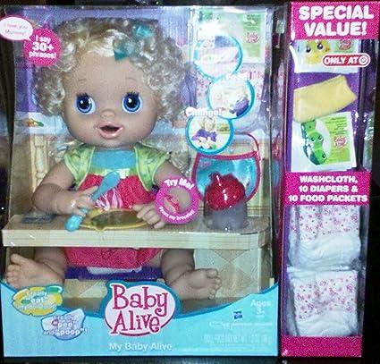 Amazon.com  My Baby Alive 27560db811