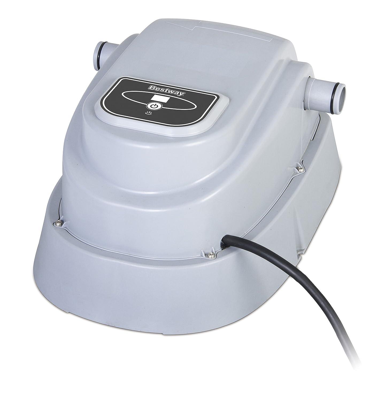 Bestway 58259 - Calentador de agua Eléctrico para Piscinas de hasta 457 cm Bestway Amazon ES 58259-XNNX16AB02