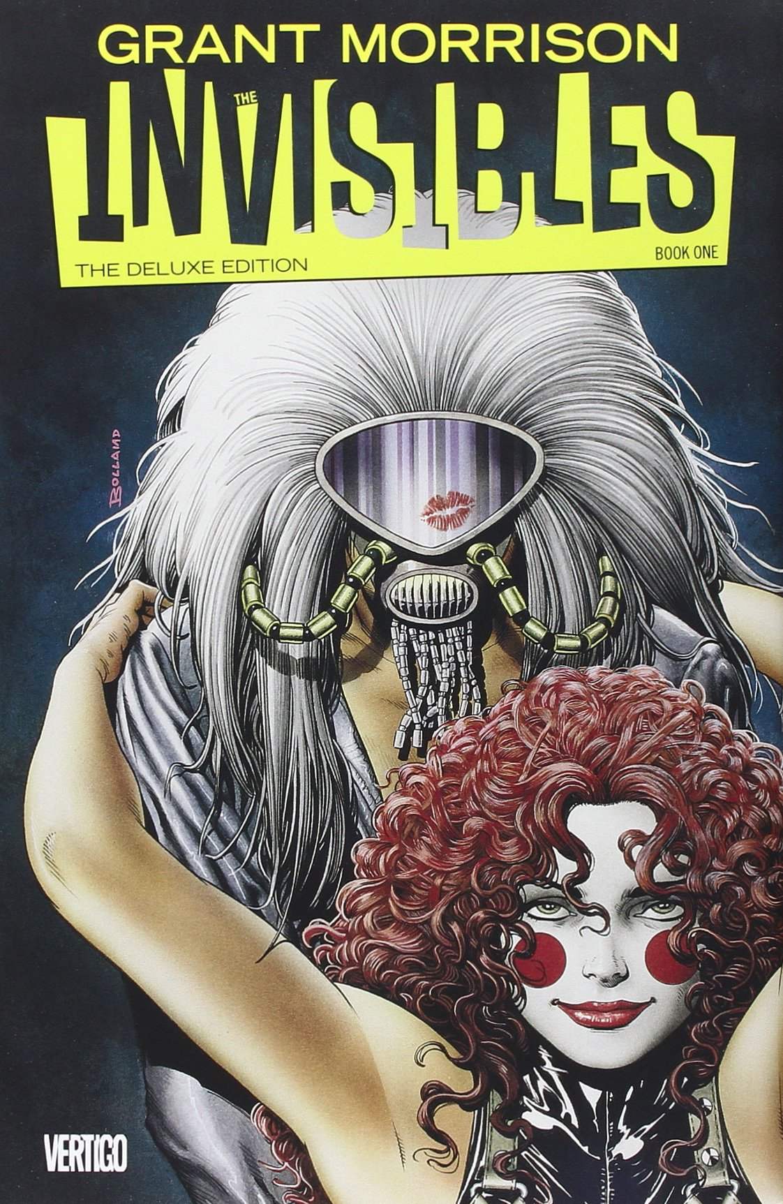 Invisibles Book One Deluxe product image