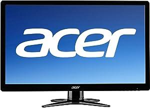 Acer LCD Widescreen 19.5' Display, HD+ Screen,Black, 60 Hz 1600 x 900 G206HQL BD (Renewed)