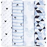 aden by aden + anais Disney Baby swaddles, mickey