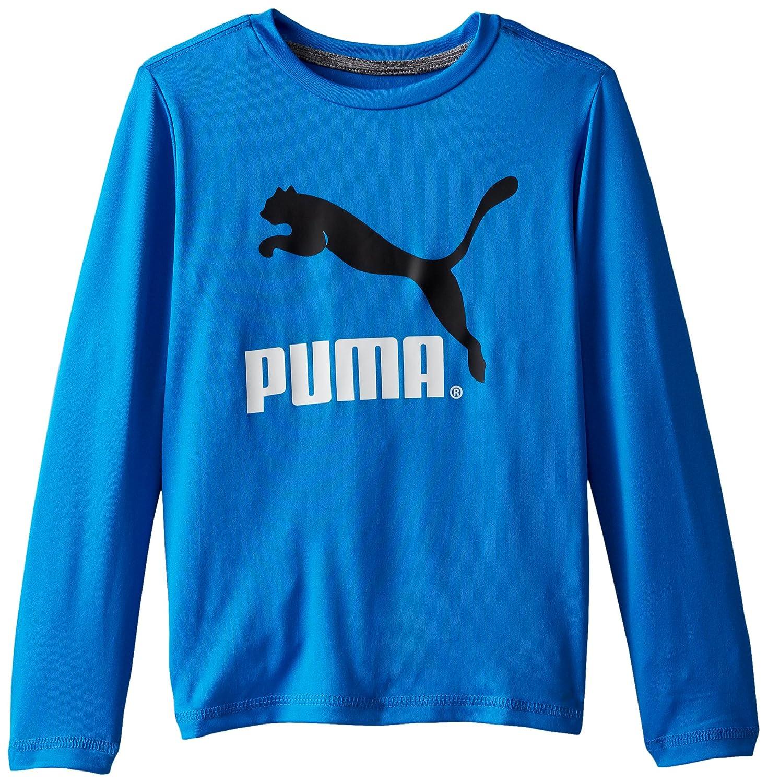 Amazon PUMA Baby Boys No 1 Long Sleeve Logo Tee Clothing