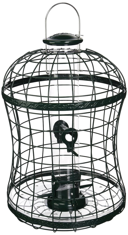 Amazon.com : Woodlink WLTUBE10 Caged Mixed Seed Tube Feeder : Garden ...