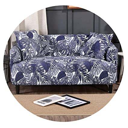 Amazon.com: Meet- fashion Floral Printing Sofa Cover ...