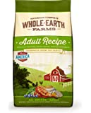 Whole Earth Farms Adult Recipe Dry Dog Food, 5-Pound