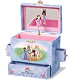 Enchantmints Fairy Tale Princess Music Jewelry Box