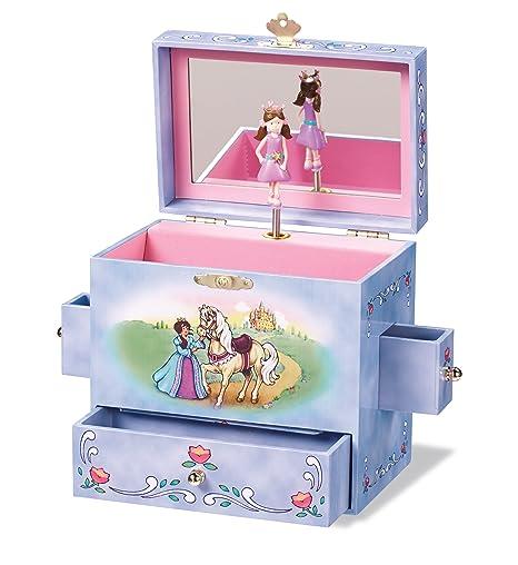 Amazoncom Enchantmints Fairy Tale Princess Music Jewelry Box Toys