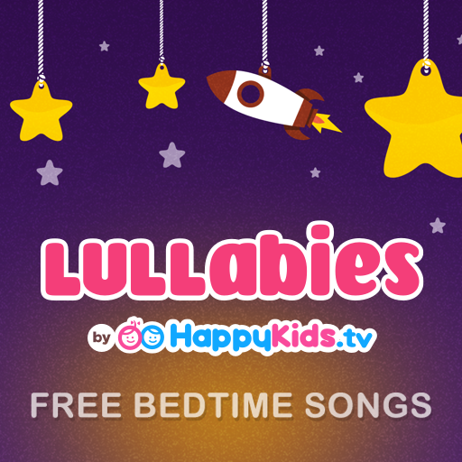 Baby Lullaby Songs - Lullabies by HappyKids.tv