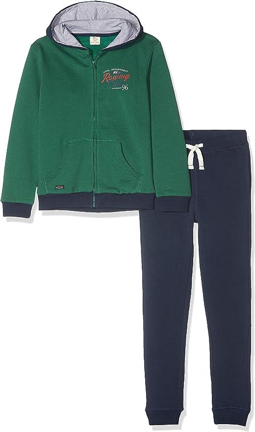 ZIPPY Chándal Jogger de Punto, Verde (Posy Green 18/5616 TC 2251 ...