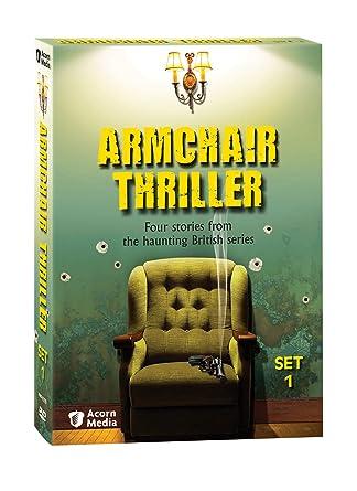 Amazon Com Armchair Thriller Set 1 Ian Mckellen John Shrapnel