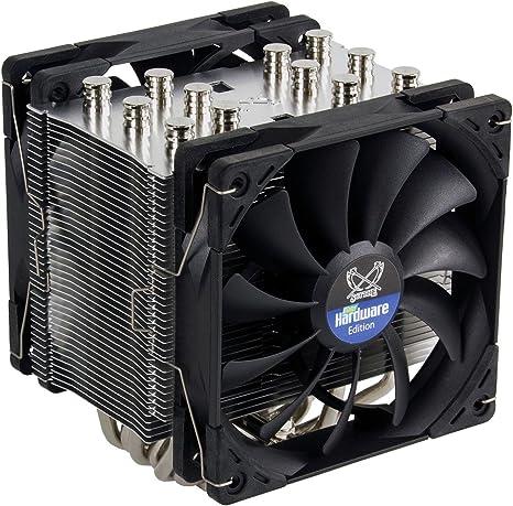 SCYTHE Ventilador Universal Mugen 5 PCGH Intel 775/1150/1151/1155 ...