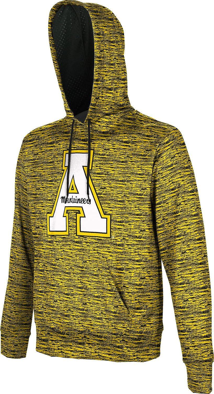 Appalachian State University Mens Pullover Hoodie School Spirit Sweatshirt Brushed