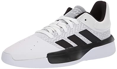 timeless design 52b58 d8b68 adidas Men s Pro Adversary Low 2019, White Black Grey 10.5 ...