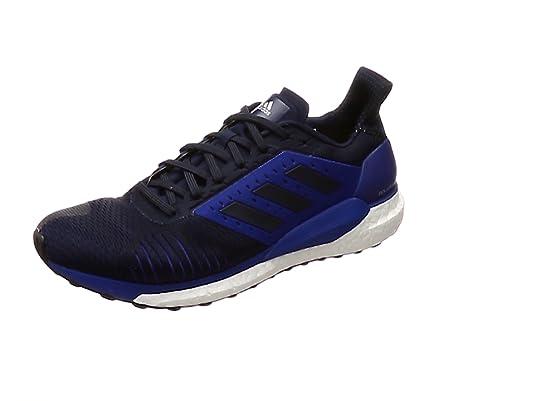 hot sale online 46ede bee29 adidas Solar Glide St, Scarpe Running Uomo, Blu Rawste Hiraqu, 39 1