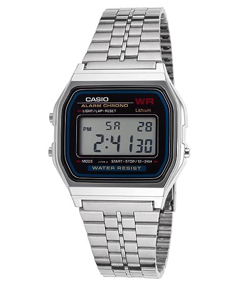 8415509e4180 Reloj Casio Collection para Mujer A159W-1D  Amazon.es  Relojes