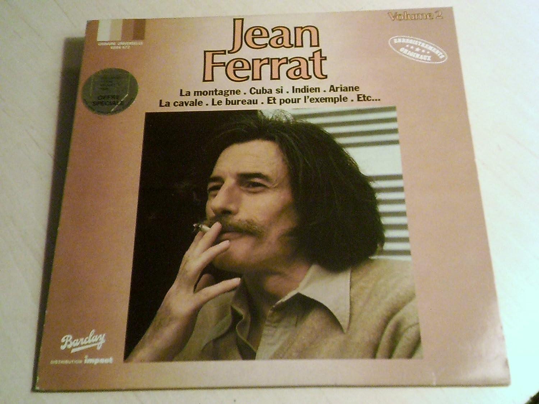 Enregistrements originaux volume jean ferrat amazon musique