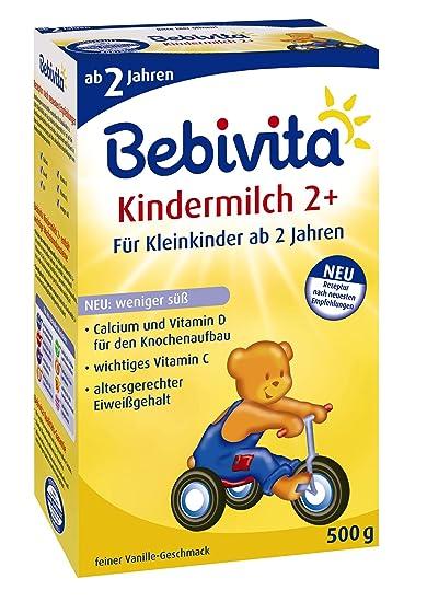 bebi Vita Niños Leche Después de 2. Año 1127, 1er Pack (1 x