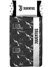 Juventus FC Completo Letto Singolo Juventus, Bianco, Nero