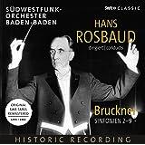 Hans Rosbaud dirigiert Bruckner