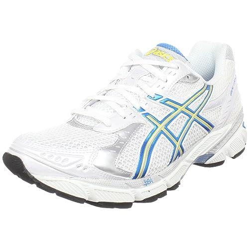 Asics Women's Running Shoes Gel-1160 White/French Blue/Lemon