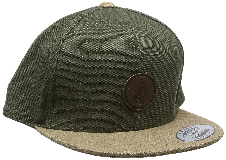 a870e360627af Volcom Men s Quarter Fabric Hat