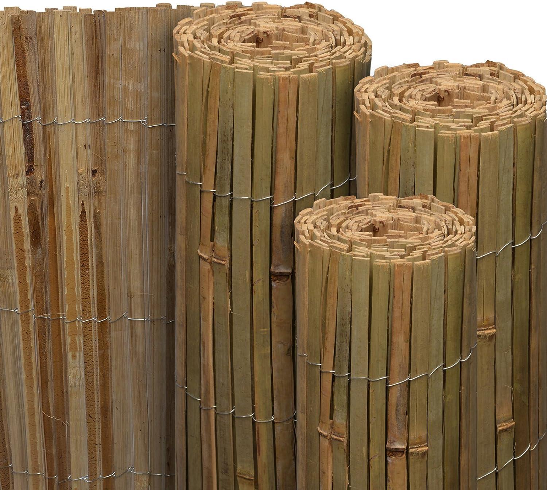 Amazon De Sol Royal Sichtschutz Bambus Solvision B89 140x600 Cm