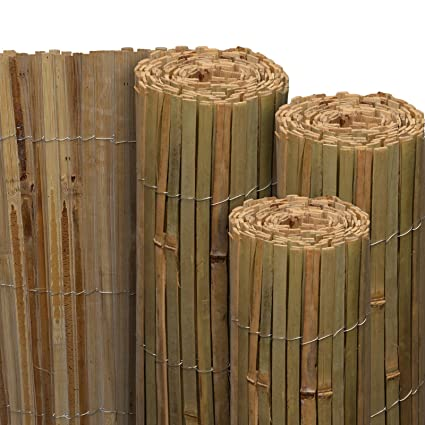 Amazonde Sol Royal Sichtschutz Bambus Solvision B89 100x300 Cm