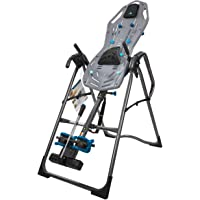 Teeter FitSpine X3 Inversion Table, Deluxe Easy-to-Reach Ankle Lock, Back Pain Relief Kit, FDA-Registered