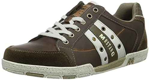 4073-302-200, Mens Low-Top Sneakers Mustang